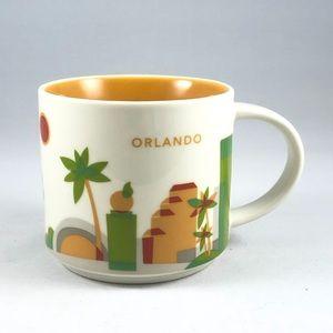 "Orlando Starbucks ""You Are Here"" Series Mug"